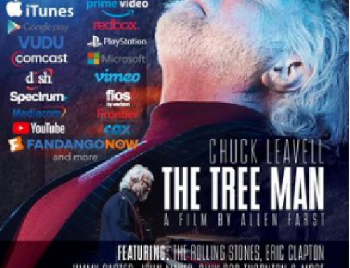 Two Mixes by Michael James for Chuck Leavell Documentary